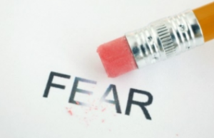 Fear graphic