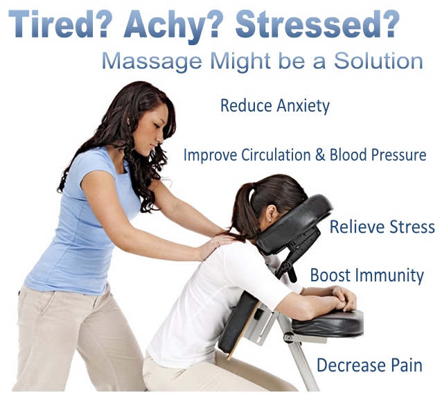 Massage Graphic